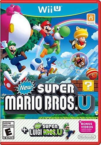 New Super Mario Bros. U + New Super Luigi U – Wii U