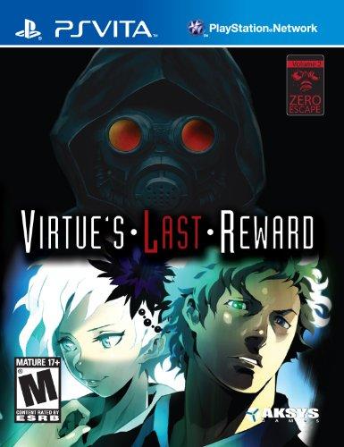 Zero Escape: Virtue's Last Reward – PlayStation Vita