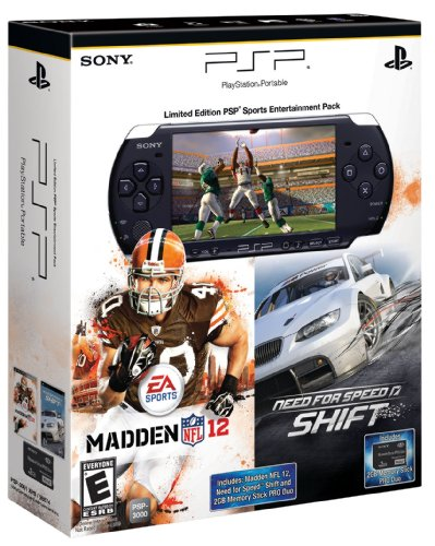 limited edition psp sports entertainment pack -