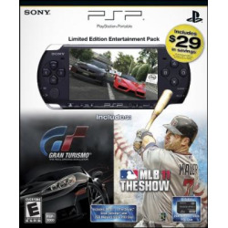 playstation portable limited edition mlb 11 gran turismo entertainment pack 1 -