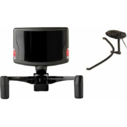 trackir 5 optical head tracking system bundle track clip pro -