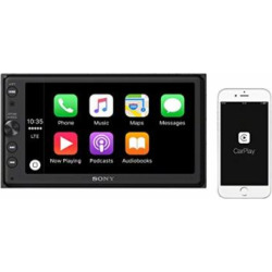 sony xav ax100 64 car playandroid auto media receiver with bluetooth 1 -