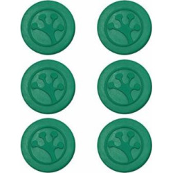 grip it analog stick covers set of 6 green by total control 1 -
