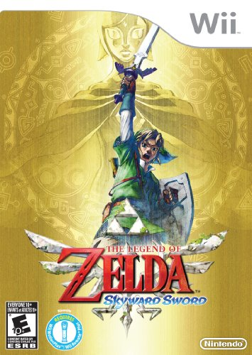 the legend of zelda skyward sword -