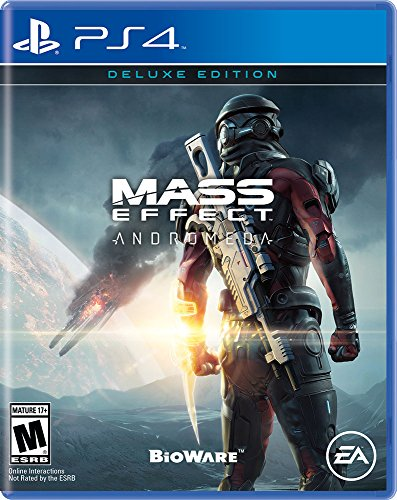 mass effect andromeda deluxe playstation 4 -
