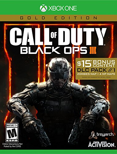 Call of Duty: Black Ops III – Gold Edition – Xbox One