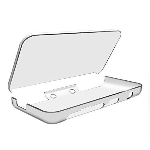 TPFoon Anti-Scratch Hard Crystal Case Protective Cover For Nintendo New 2DS XL