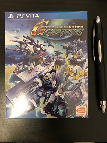 SD Gundam G Generation Genesis (English Subs) for PlayStation Vita [PS Vita]