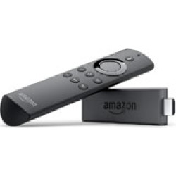Amazon Fire Tv Stick With Alexa Voice Remote – Black
