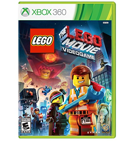 The LEGO Movie Videogame – Xbox 360 Standard Edition