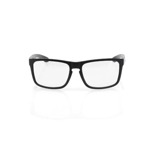 Intercept Computer gaming glasses – block blue light, Anti-glare and minimize digital eye strain – Perform better, target objects on screen easier, prevent headaches, sleep better, reduce eye fatigue