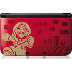 Used Nintendo 3Ds Xl System – Super Mario Bros 2 Edition