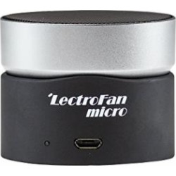 lectrofan micro wireless sleep sound machine and bluetooth speaker with fan 1 -