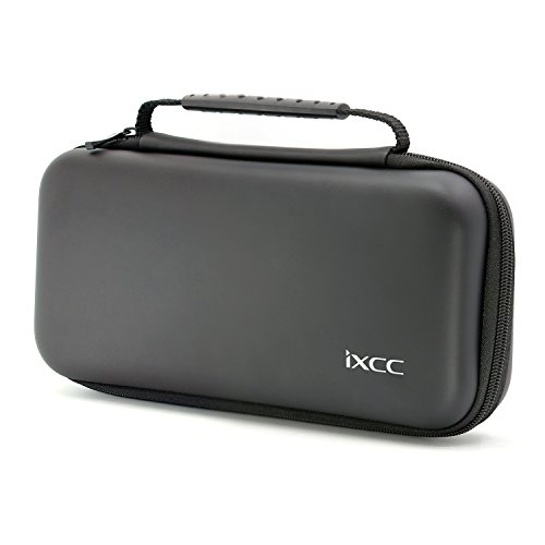 nintendo switch case ixcc hard shell travel carrying protective storage bag 13 -