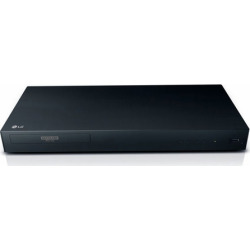 LG 4K Ultra HD Blu-ray Player with HDR Compatibility