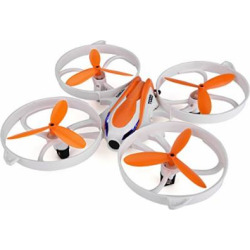 TOZO Q2020 Drone RC Mini Quadcopter Altitude Hold Height Headless RTF 3D 6-Axis Gyro 4CH 2.4Ghz Helicopter Steady Super Easy Fly for Training [White]
