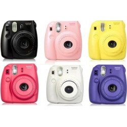 Fujifilm Instax Mini 8 Instant Film Camera – Discontinued Model