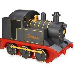 Crane Ultrasonic Cool Mist Train Humidifier Black