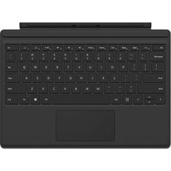 Microsoft Type Cover for Surface Pro – Black