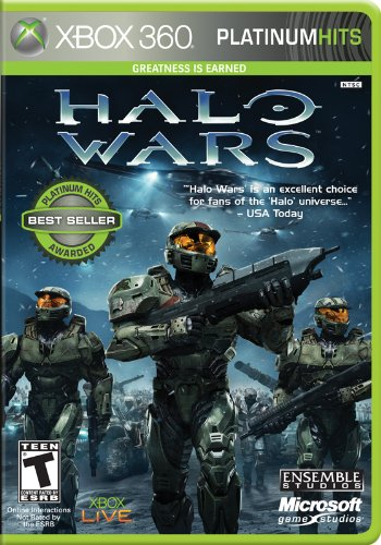 Halo Wars – Xbox 360 (Platinum Hits)