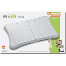 WII FIT PLUS WITH WII BALANCE BOARD 9535096