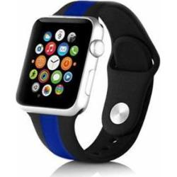 iMatter Thin Blue Line 38 mm Apple Watch Band