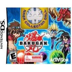 Nintendo DS Games Bakugan Collector's Edition (DS)