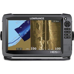 lowrance hds9 gen3 totalscan bundle -