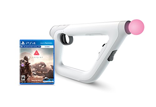 psvr aim controller farpoint bundle playstation 4 -