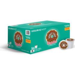 The Original Donut Shop Regular Keurig Single-Serve K-Cup Pods, Medium Roast Coffee, 54 Count