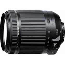 Tamron AF 18-200mm F/3.5-6.3 Di-II VC All-In-One Zoom for Nikon APS-C Digital SLR