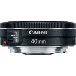 Canon EF 40mm f/2.8 STM Telephoto Lens