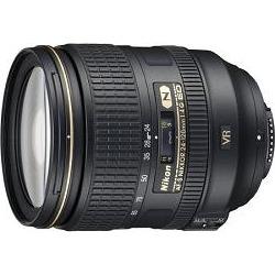 Nikon 24-120mm f/4G ED VR AF-S NIKKOR Lens for Nikon FX-format Full Frame D-SLRs