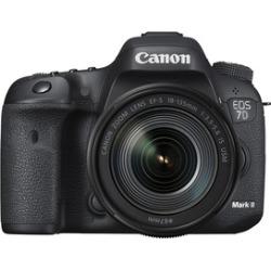 Canon EOS 7D Mark II Digital SLR Camera – Black