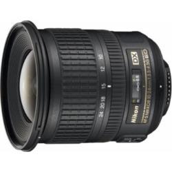 Nikon AF-S DX NIKKOR 10-24mm f/3.5-4.5G ED Zoom Lens with Auto Focus for Nikon DSLR Cameras