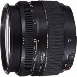 Tamron Auto Focus 70-300mm f/4.0-5.6 Di LD Macro Zoom Lens for Canon Digital SLR Cameras (Model A17E)