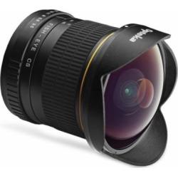 Opteka 6.5mm f/3.5 HD Aspherical Fisheye Lens for Canon EOS 80D, 77D, 70D, 60D, 60Da, 50D, 7D, T7i, T7s, T7, T6s, T6i, T6, T5i, T5, T4i, T3i, T3, SL2 and SL1 Digital SLR Cameras
