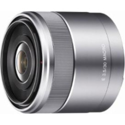 Sony SEL30M35 30mm f/3.5 e-mount Macro Fixed Lens