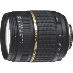 Tamron AF 18-200mm f/3.5-6.3 XR Di II LD Aspherical (IF) Macro Zoom Lens for Canon Digital SLR Cameras (Model A14E) – International Version (No Warranty)