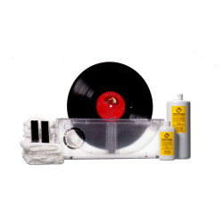 spin-clean Record Washer MKII Package (Clear)