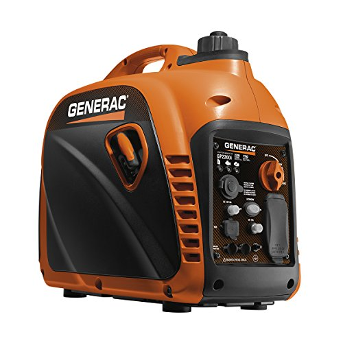 generac 7117 gp2200i 2200 watt portable inverter generator parallel ready - Allshopathome-Best Price Comparison Website,Compare Prices & Save