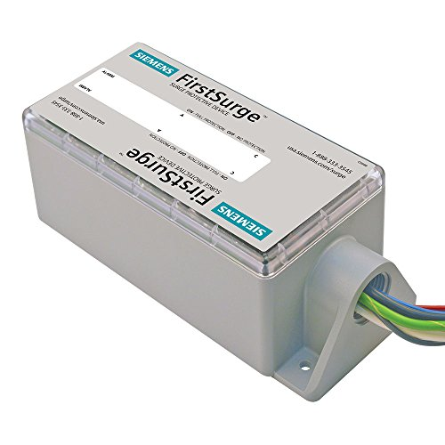Siemens FS140 Whole House Surge Protection Device Rated for 140,000 Amps