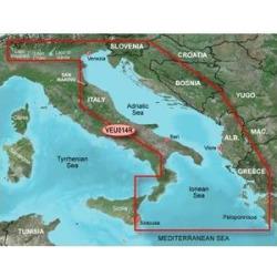 Garmin BlueChart® g2 Vision® – VEU014R – Italy, Adriatic Sea – SD Card