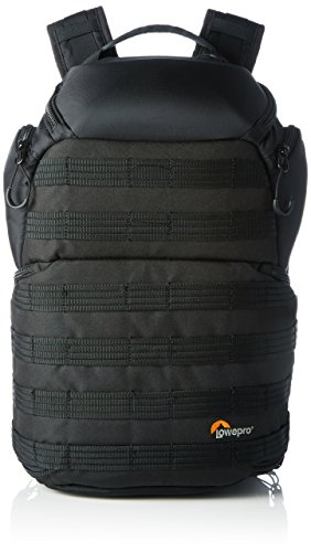 Lowepro ProTactic 350 AW – A Professional Camera Backpack for 1-2 Pro DSLR Cameras and 13″ Laptop