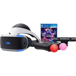 PlayStation VR: VR Worlds Bundle for PlayStation 4
