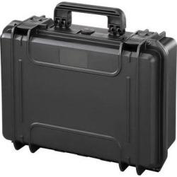DORO Cases D1611 Hard Case (No Foam) D1611-6-EBK
