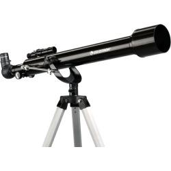 Celestron PowerSeeker 60AZ Telescope, Black