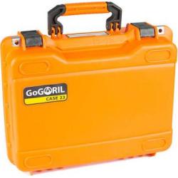 GoGORIL G23 Hard Case for DJI Mavic Pro No foam (Orange G23-NF-O