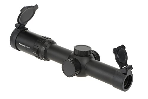 Primary Arms 1-6X24mm SFP Riflescope with Patented ACSS 5.56/5.45/.308 Reticle Gen III – PA1-6X24SFP-ACSS-5.56