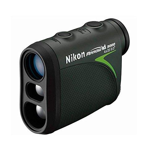 Nikon 16224 Arrow ID 3000 Bowhunting Laser Rangefinder